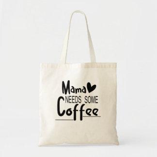 La bolsa de asas del día de madres de mamá Needs