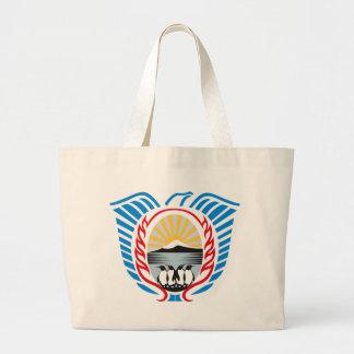 La bolsa de asas del escudo de armas de Tierra del