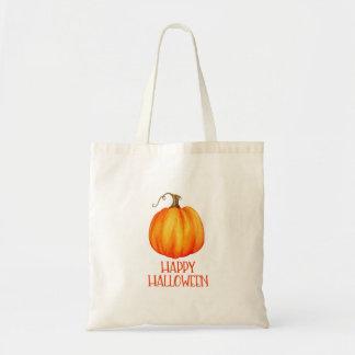 La bolsa de asas del feliz Halloween