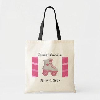 La bolsa de asas del fiesta del patín