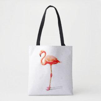 La bolsa de asas del flamenco de las mujeres
