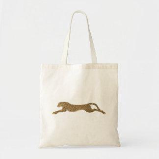 La bolsa de asas del guepardo