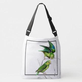 La bolsa de asas del hombro de los animales de la