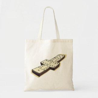 La bolsa de asas del juego de los dominós