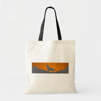 La bolsa de asas del lobo del grito