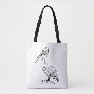 La bolsa de asas del pelícano