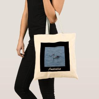 La bolsa de asas del pelícano de Australia