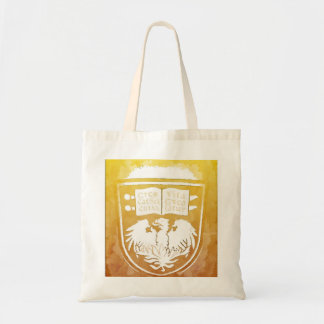 La bolsa de asas del sello de la Universidad de