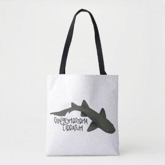 La bolsa de asas del tiburón de enfermera