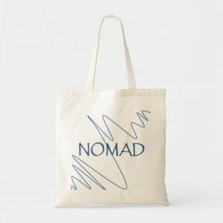 La bolsa de asas del viajero del nómada