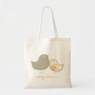 La bolsa de asas dulce del personalizado de la
