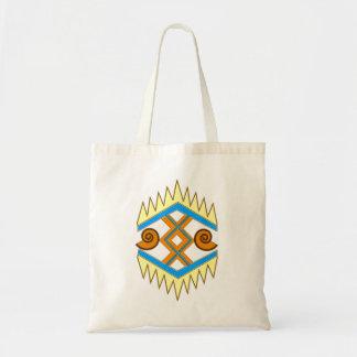 La bolsa de asas geométrica veraniega