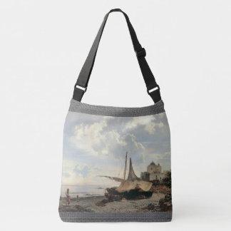 La bolsa de asas griega de los pescadores del