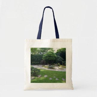 La bolsa de asas japonesa del jardín #2 del zen