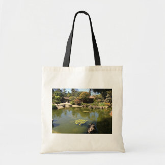 La bolsa de asas japonesa del jardín de San Mateo