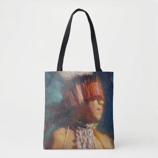 La bolsa de asas joven del bailarín de Maidu