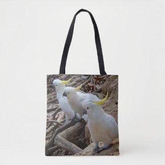 La bolsa de asas - los tres Cockatoos
