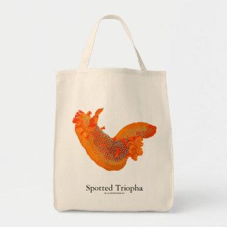 La bolsa de asas manchada de Triopha Nudibranch