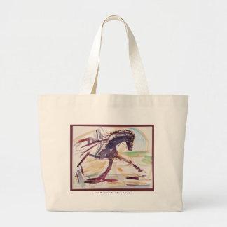 La bolsa de asas para los amantes del caballo