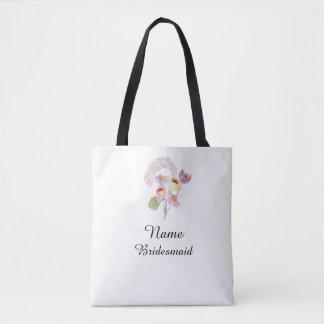 La bolsa de asas personalizada para casarse