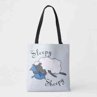 La bolsa de asas soñolienta de Sheepy