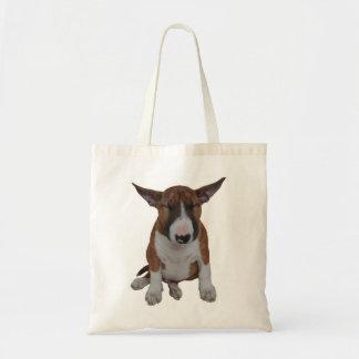 La bolsa de asas soñolienta del perrito