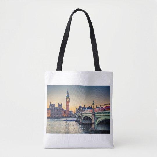 La bolsa de asas temática de Londres
