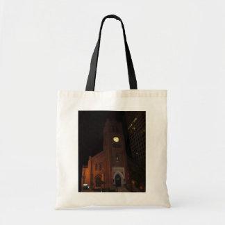 La bolsa de asas vieja de la catedral #2 de Santa
