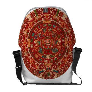 La bolsa de mensajero (azteca) maya bolsa messenger