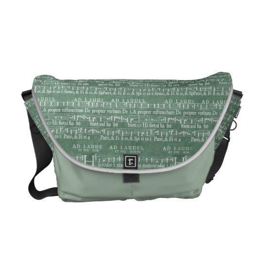 La bolsa de mensajero medieval del medio del bolsas messenger