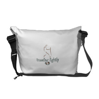 La bolsa de mensajero para el nómada