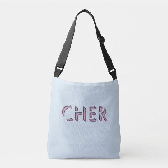 La bolsa para transportar cadáveres Cher