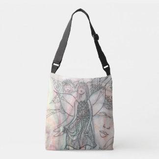 La bolsa para transportar cadáveres cruzada con