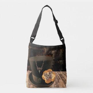 La bolsa para transportar cadáveres de la cruz del