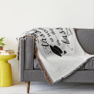La borla vale el molestia manta