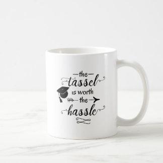 La borla vale el molestia taza de café