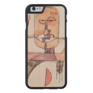 La Bouche du Seigneur de L'Homme est Funda De iPhone 6 Carved® Slim De Arce