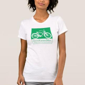 La buena karma Bikes la camisa