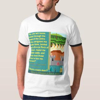 La búsqueda camiseta