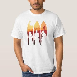 """La búsqueda """"cosecha """" camiseta"""