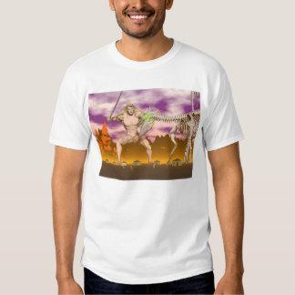 La búsqueda del titán camisas