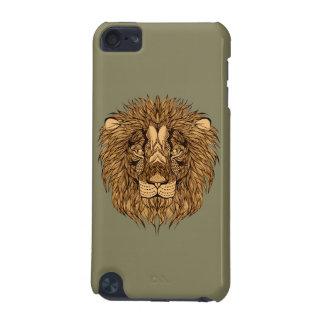 La cabeza del león funda para iPod touch 5