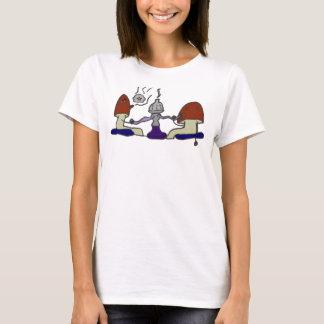 La cachimba prolifera rápidamente las camisetas