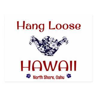 La caída suelta Hawaii Postal