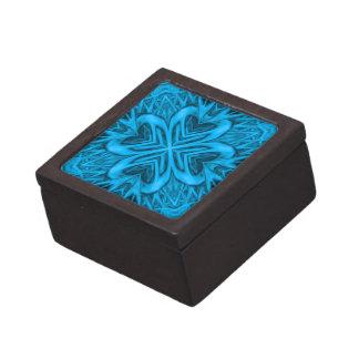 La caja de regalo de madera del caleidoscopio del
