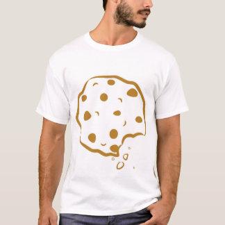 La camisa de chocolate de microprocesador de los