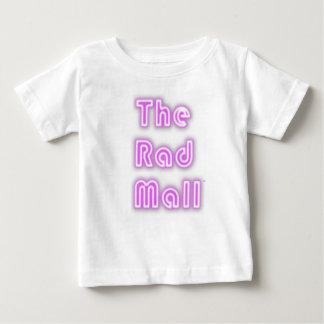 La camisa de la alameda del Rad (niñas pequeñas)