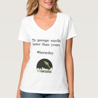La camisa de la mujer