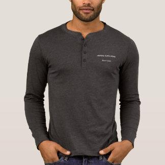La camisa de la pistola - Henley para el tiempo fr