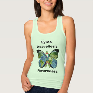 La camisa de las mujeres de la conciencia de Lyme